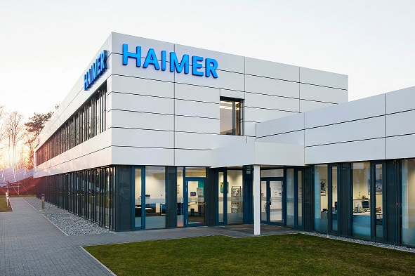 Prerreglaje de herramientas con la reconocida calidad HAIMER
