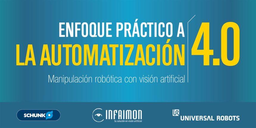 Los líderes de la automatización colaborativa por primera vez en Sevilla con los últimos avances en la Industria 4.0