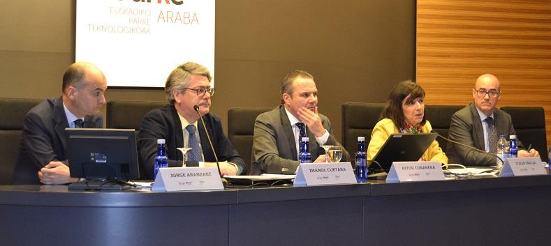 El Gobierno Vasco pone en marcha dos programas de ayuda a la Industria 4.0. con 4,7 millones de euros