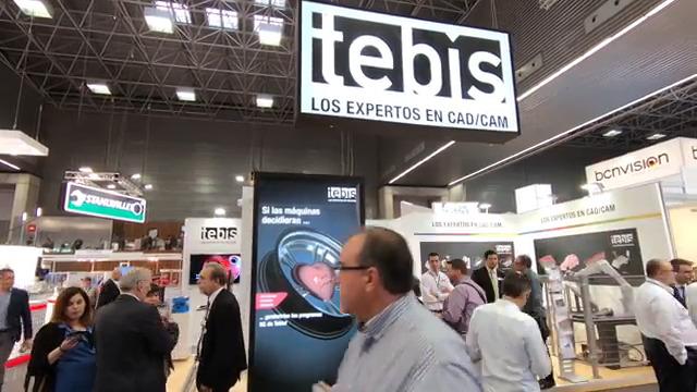 TEBIS showreel en BIEMH 2018