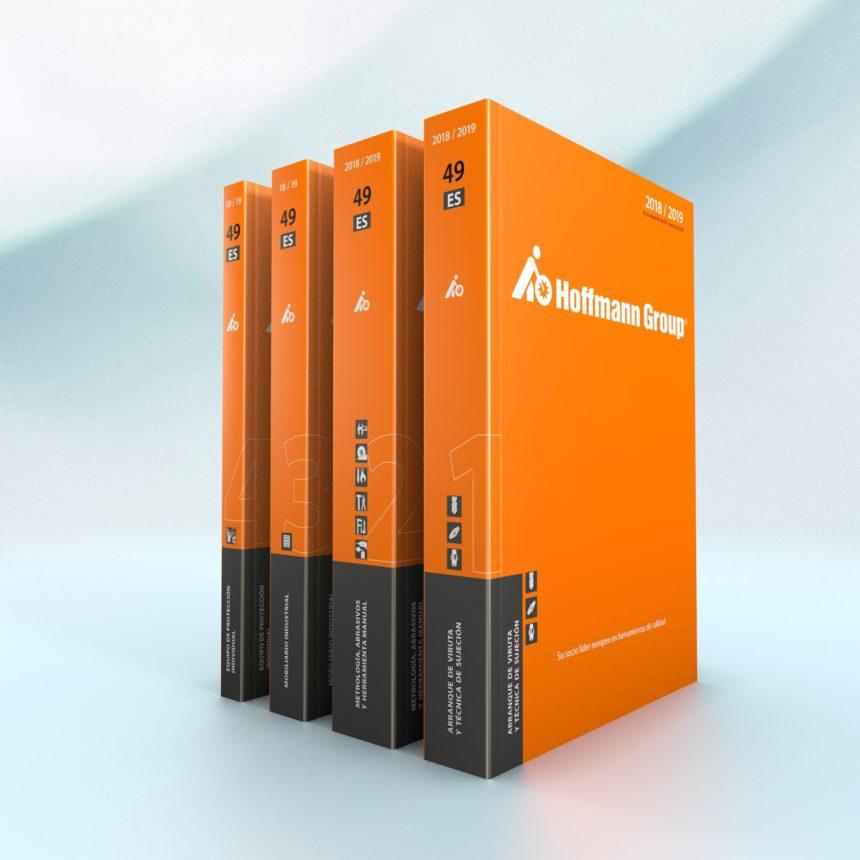 El nuevo catálogo 2018/2019 de Hoffmann Group ya está disponible