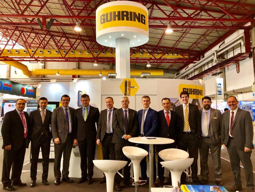 Guhring presenta sus principales productos y servicios en la EMAF 2018 de Oporto