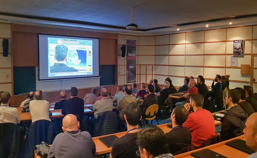 Iscar muestra en Barcelona cómo sacar el máximo partido al mecanizado con 'Logiq'