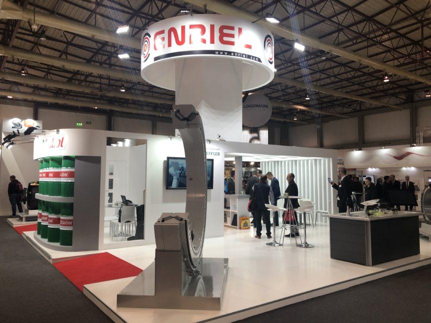Maquinaria Márquez participa en EMAF junto con su distribuidor ENRIEL