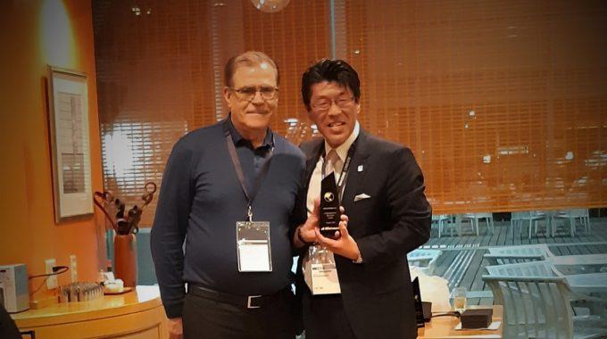 "Maquinser recibe el galardón ""Matsuura Best Sales 2018"""