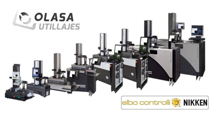 Utillajes OLASA distribuidor en exclusiva para España y Portugal de ElboControlli-NIKKEN