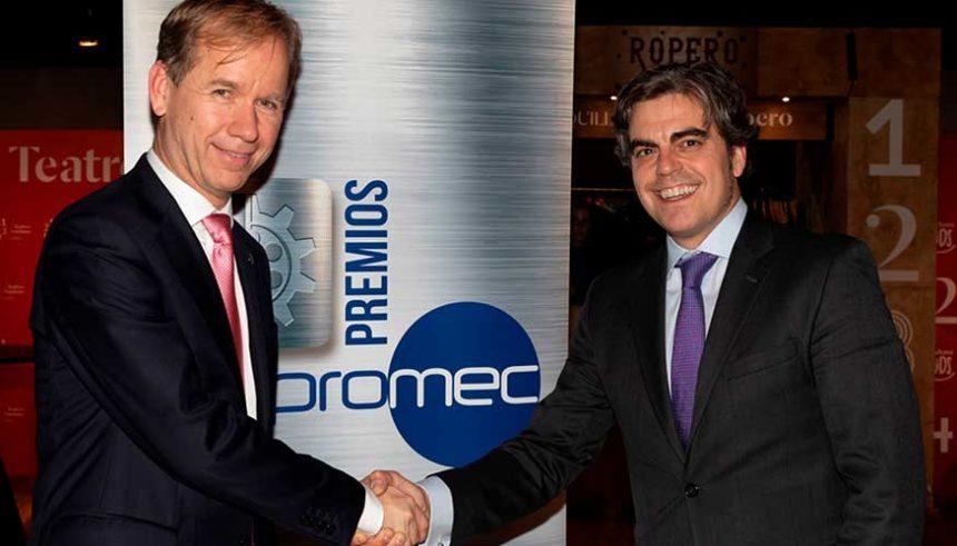 Francisco Moreno Gil nuevo presidente de ASPROMEC