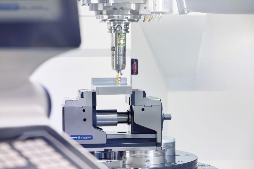 SCHUNK presenta sus novedades en clamping y gripping en Advanced Factories