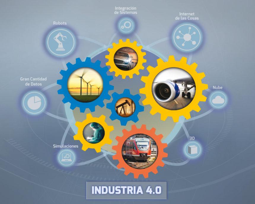 Coordinando los Sistemas de Gestión de Herramientas con el  Concepto Industria 4.0