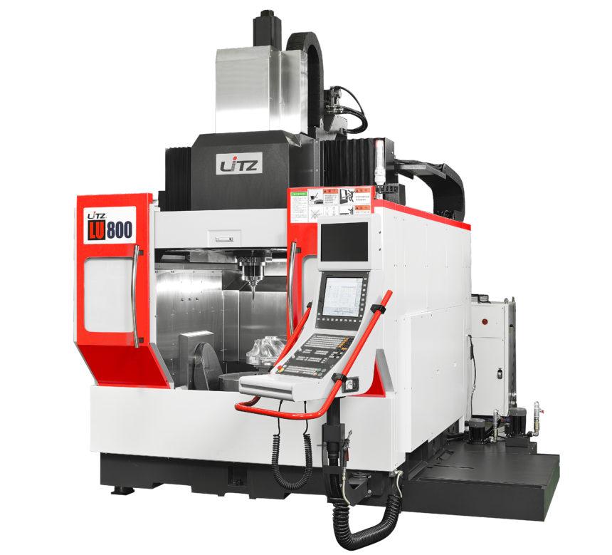 VALLCAL ofrece la oportunidad de conocer el centro de mecanizado 5 ejes type Gantry Monoblock de su representada LITZ en sus instalaciones