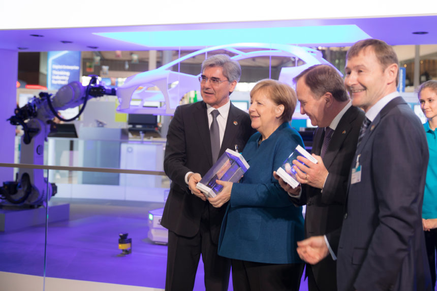 Siemens muestra el siguiente paso en transformación digital en la Hannover Messe