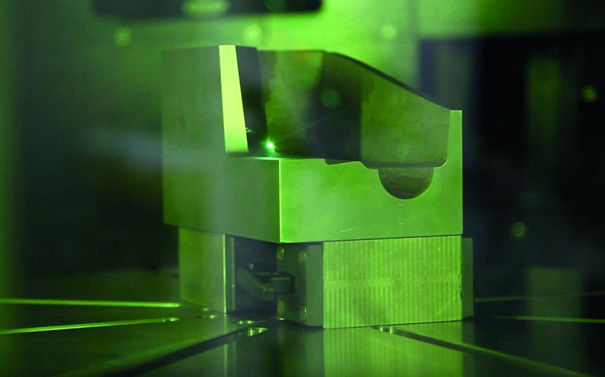 La serie AgieCharmilles LASER S de GF Machining Solutions sitúa a los diseñadores industriales y a los principales fabricantes de moldes a la vanguardia de la nueva era digital