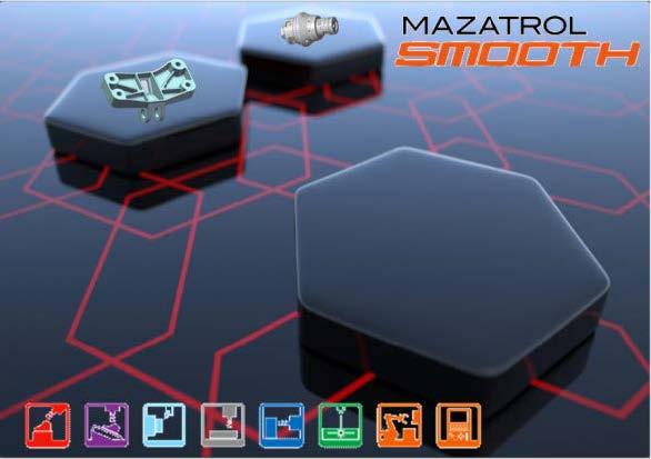 INTERMAHER MAZAK estará presente en la feria de Subcontratación con un simulador de su control Mazatrol Smooth