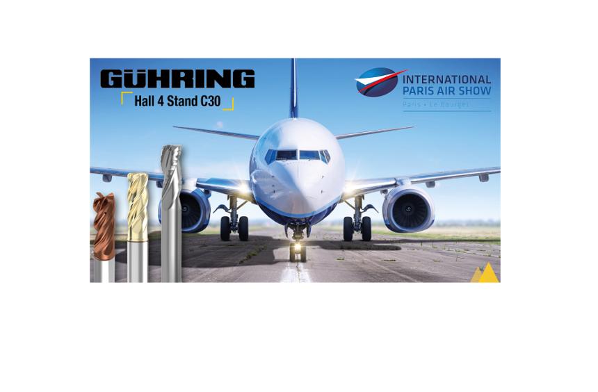 GÜHRING aumenta su presencia en el sector aeronáutico