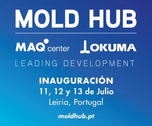 MOLD HUB. Inauguración 11, 12 y 13 de Julio