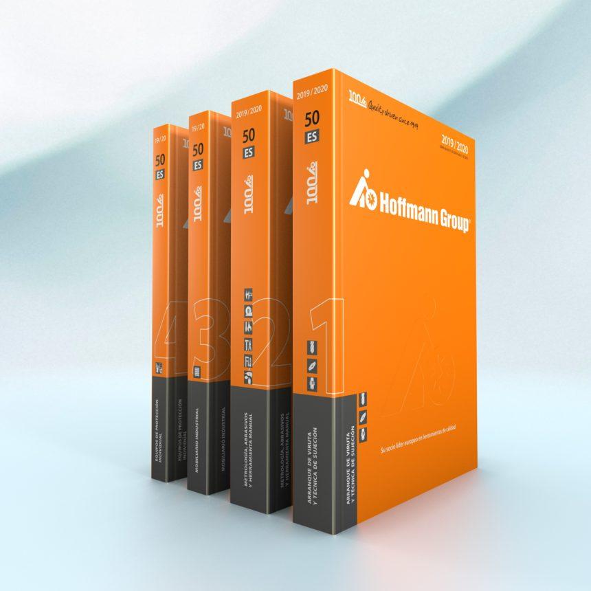 ¡El nuevo catálogo 2019/2020 de Hoffmann Group ya está aquí!