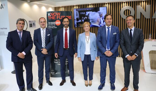 La Bienal Internacional de Máquina-Herramienta se presenta en la EMO de Hannover