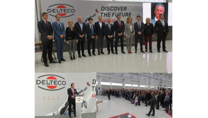 Exitosa inuguración de la nueva sede central de DELTECO