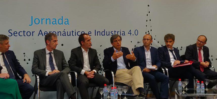 Siemens apoya a la industria aeronáutica española en su camino hacia la Fábrica Digital