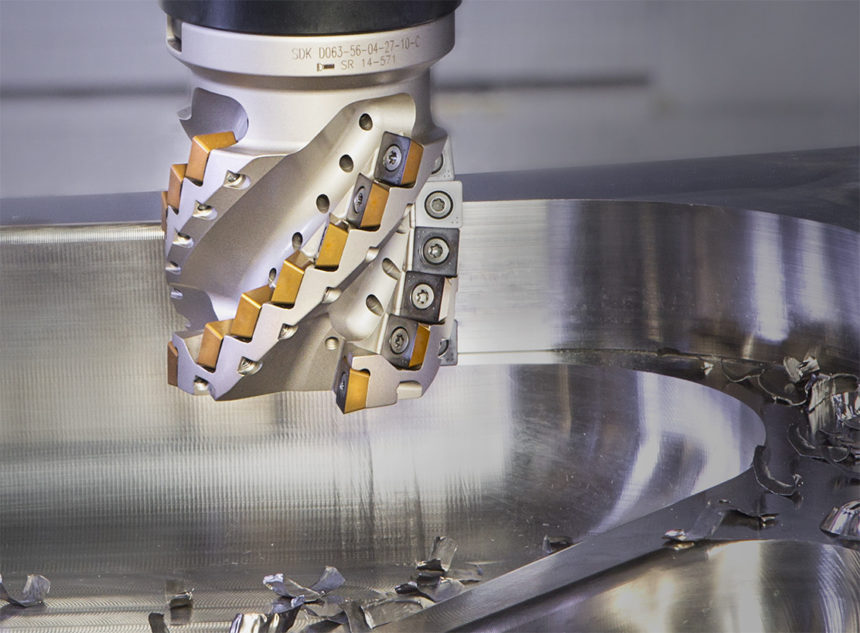 Fresas Multidiente XQUAD de ISCAR, para el Mecanizado de Titanio, Aleaciones a Altas Temperaturas y Aceros Inoxidables