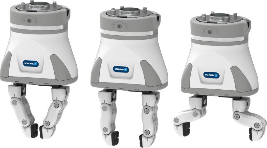 SCHUNK innova con la incorporación de nuevos lanzamientos en clamping y gripping
