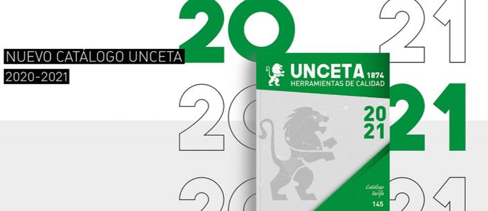 UNCETA publica su nuevo catálogo nº 145