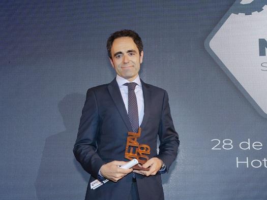 KROMI galardonado en la categoría Distribución de Materiales en la primera edición de los Premios Nacionales del Metal 2019