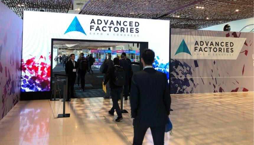 Renishaw expone en la 4ª edición de Advanced Factories