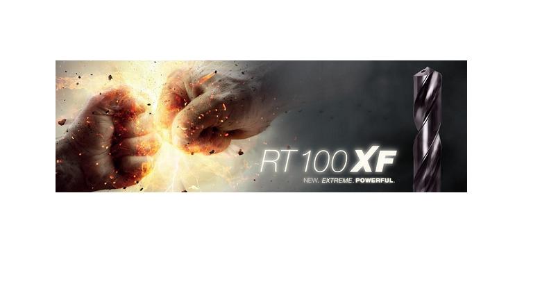 RT 100 XF: Nueva. Extrema. Potente.