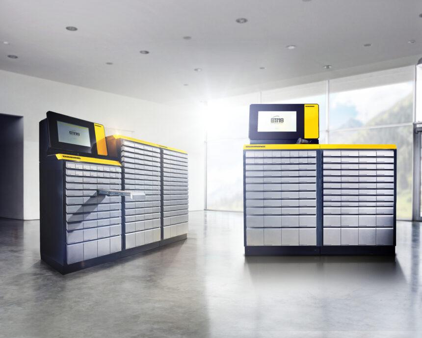 Vending Machines de Gühring: calidad y seguridad