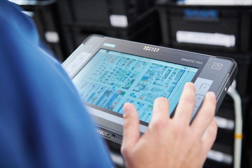 Siemens lanza el nuevo software RTLS para la localización inteligente de flujo de materiales