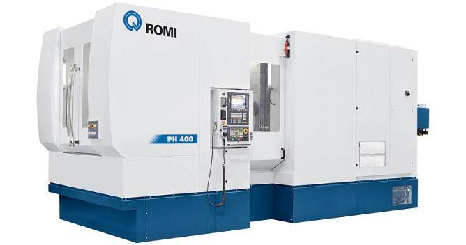 Centros de mecanizado horizontal línea ROMI PH