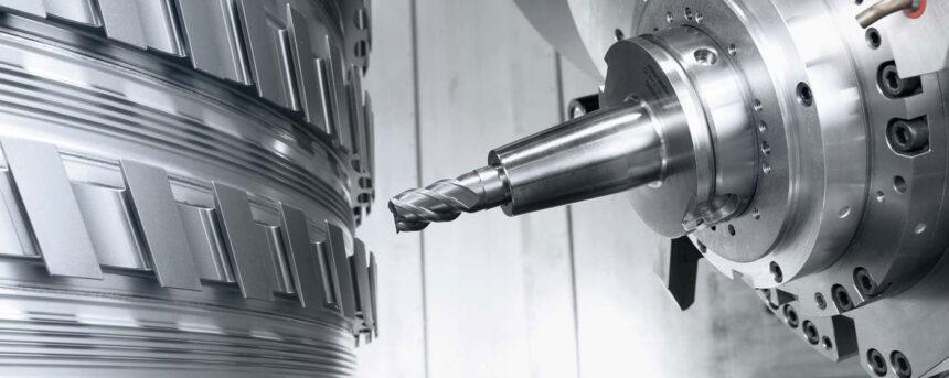 La industria alemana de máquinas herramienta bajo gran presión