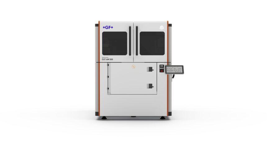 3D Systems y GF Machining Solutions: ¡Integramos la fabricación aditiva metálica en 3D en su empresa!