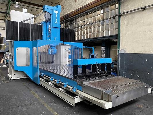 Maquinaria Colás realiza la liquidación de maquinaria de Troquelmain XXI (antigua Dismodel)