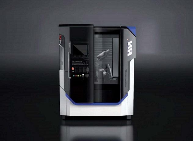 Willemin-Macodel, mecanizado dinámico de alto rendimiento y precisión