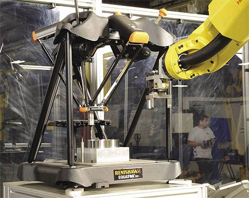 Renishaw y Delteco organizan un webinar sobre la automatización de los procesos de mecanizado y líneas de producción