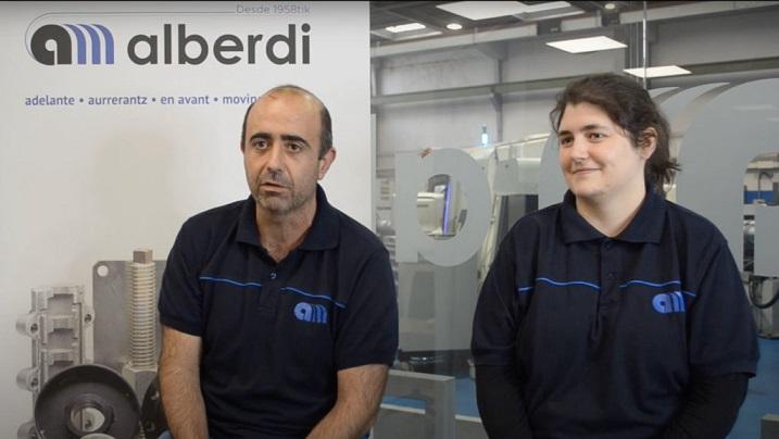 TopSolid7, una potente herramienta para el futuro de Alberdi Mekanizatuak