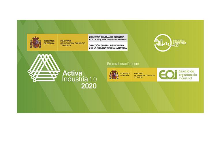 Avantek Soluciones PLM, empresa acreditada para realizar proyectos de transformación digital subvencionados por el Plan ACTIVA INDUSTRIA 4.0
