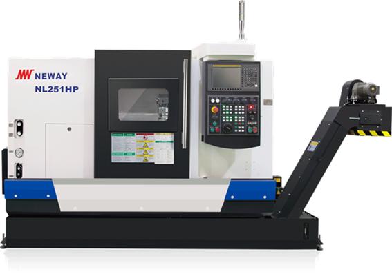 Una nueva generación de tornos CNC de la serie NL-HP