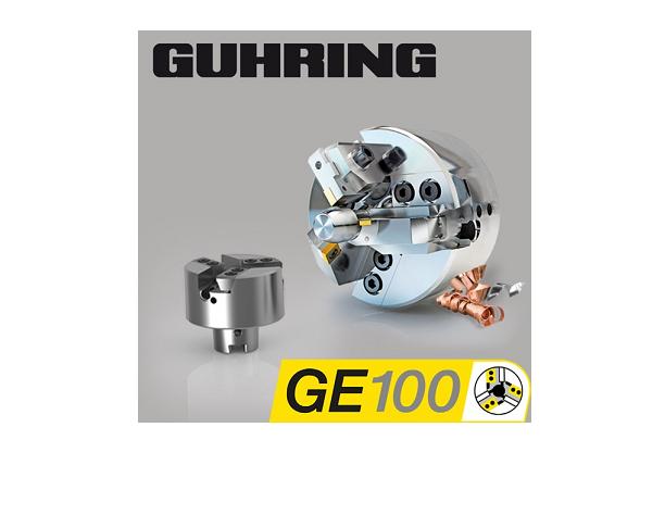 GE100 de Gühring: Sistema de herramientas multifuncional para la mecanización de extremos.