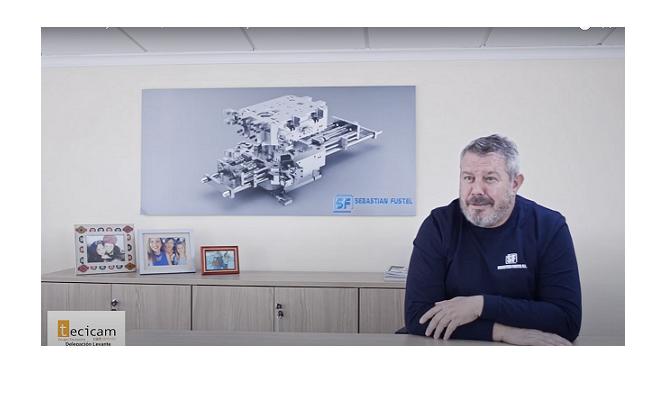 Mastercam y Tecnocim, la clave en la mejora de los mecanizados de Sebastian Fustel