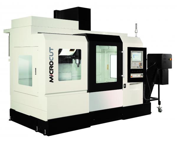 DIMASOL presenta el centro de mecanizado vertical MICROCUT Serie M