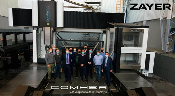 COMHER, nuevo distribuidor de Zayer