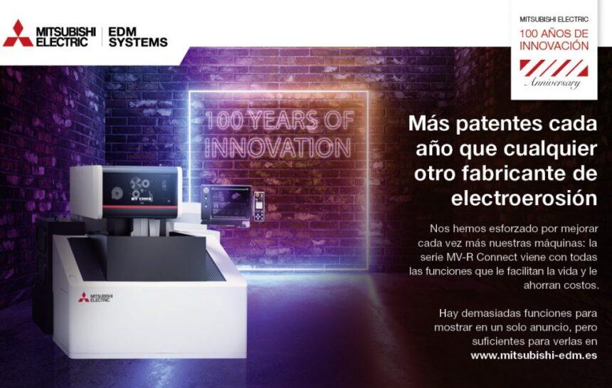 Mitsubishi Electric celebra su 100 Aniversario