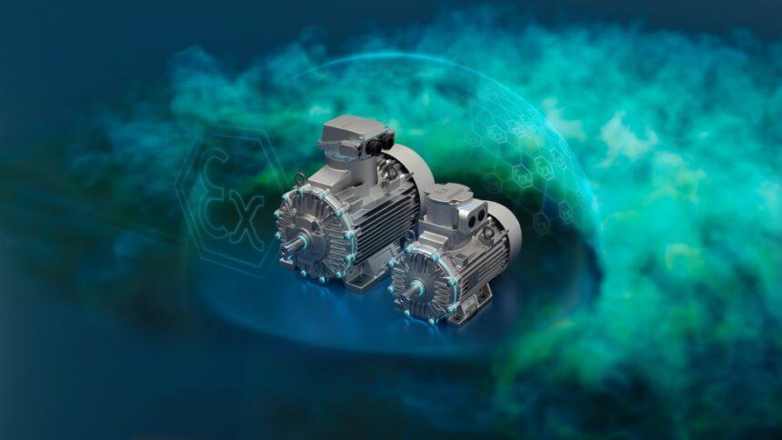 Siemens amplía su cartera de motores para la industria petroquímica