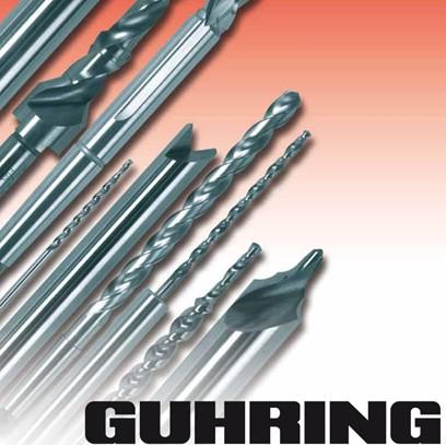 Brocas de acero rápido GÜHRING