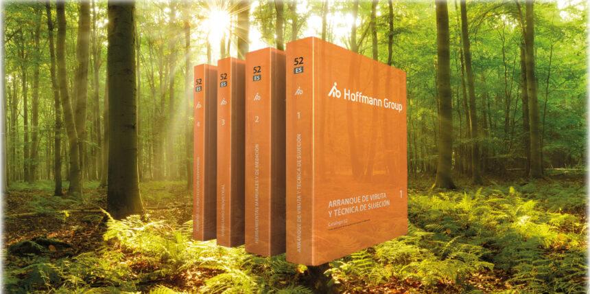 Hoffmann Group presenta su nuevo catálogo 2021/2022