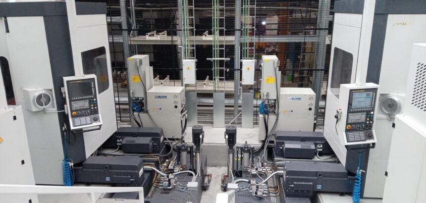 La inspección en Máquina-Herramienta aumenta la productividad del FMS en un 60%
