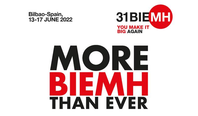 BIEMH volverá reforzada los días 13 a 17 de junio 2022